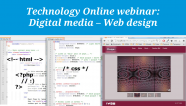 Digital media – Web design
