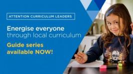 Leading local curriculum guide series.