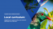 Local curriculum guide