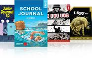 selection of journal covers