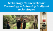 Technology scholarship in digital technologies
