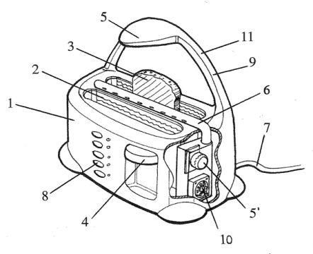 toaster diagram images media technology onlineToaster Diagram #5