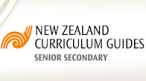 New Zealand Curriculum Guides Senior Secondary logo